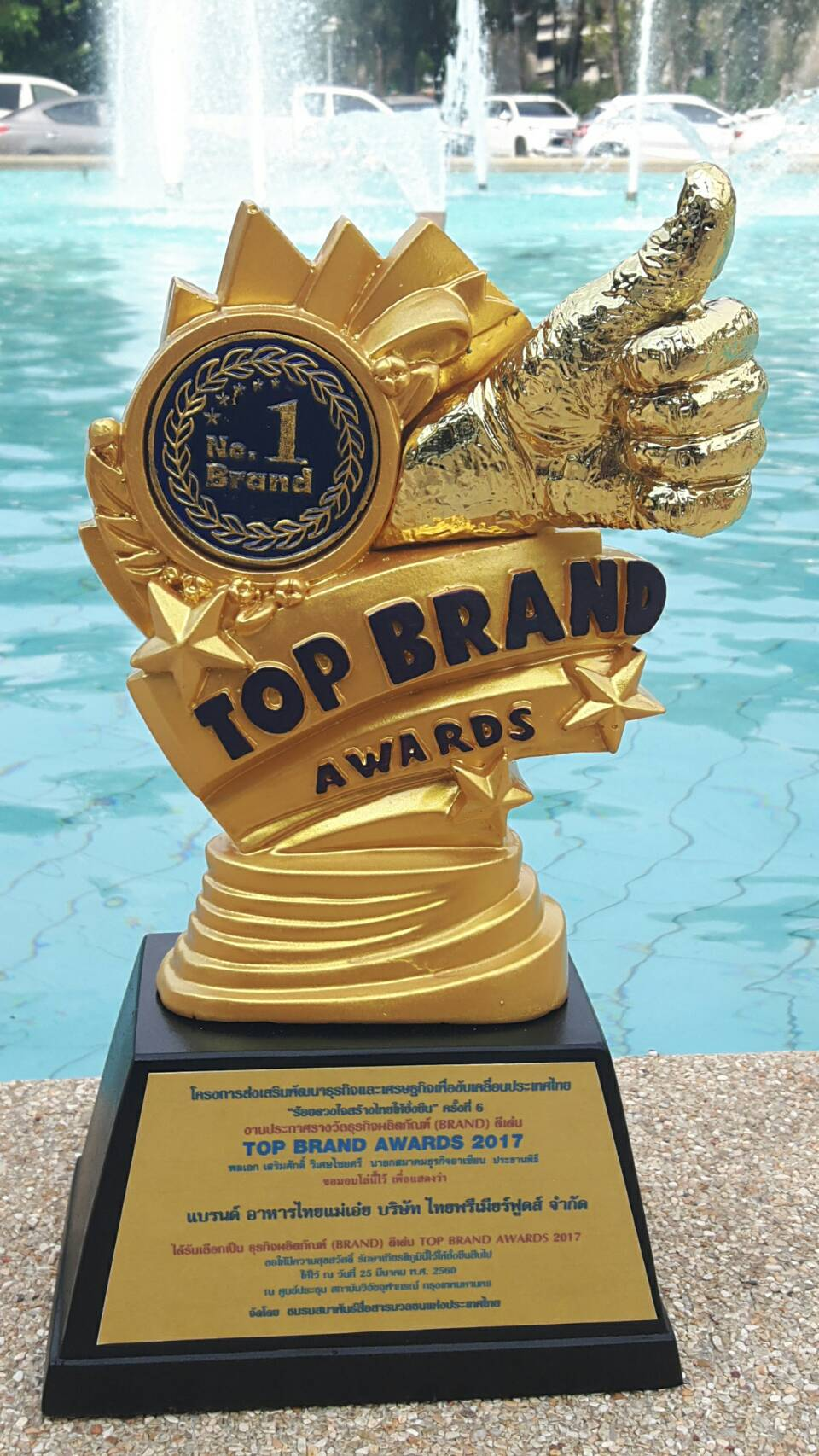 Top Brand Awards  2017